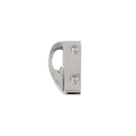 Ручкодержатель XB-0954 ( # 2314 ) левый никель полир