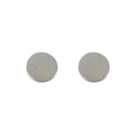 Магнитная кнопка внутренняя d=14мм  2мм (пара)