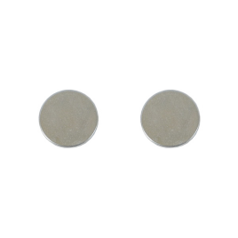Магнитная кнопка внутренняя d=18мм  1,8 мм (пара) А - 2