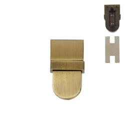 Застежка YB 029 (С419) антик полир