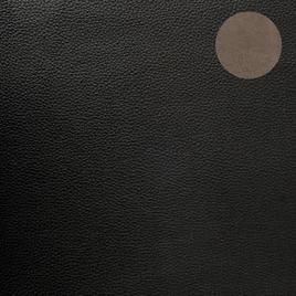 Кожа искусственная ПВХ двухсторонняя K637  D433-401#  черн