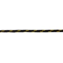 Шнур В 331 черн/желтый