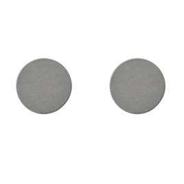 Магнитная кнопка внутренняя d=18мм  2мм (пара) L