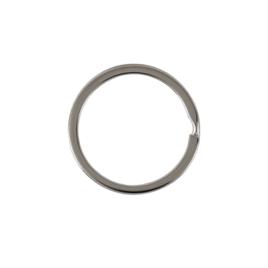 Кольцо для ключей BSQ d =35,1 мм (BSQ d внутр=29,02 мм, толщина 2,26 мм) никель роллинг