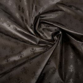 Ткань  SH7BG G2-2 корич/черн