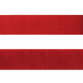 Велкро  20 мм 162 красн Цвет gcc 162
