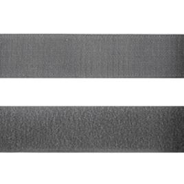Велкро  25 мм 319 сер 319 серый