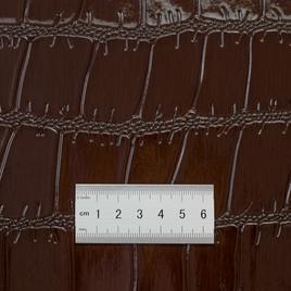 Кожа искусственная арт. B 8315 темно-коричневый